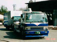大型トラック2